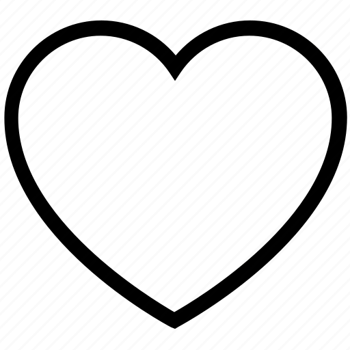 favorite, heart, like, love, web icon
