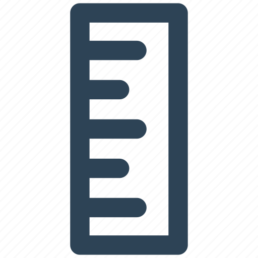 design, drawing, measure, ruler, scale, straight, web icon