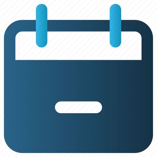 Appointment, calendar, date, day, event, minus, schedule icon - Download on Iconfinder