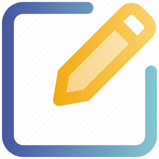 Editing, pencil, web, writing icon - Download on Iconfinder