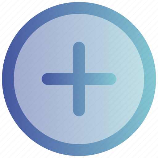 Add, circle, new, plus icon - Download on Iconfinder