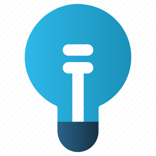 Bulb, creative, idea, light, light bulb icon - Download on Iconfinder