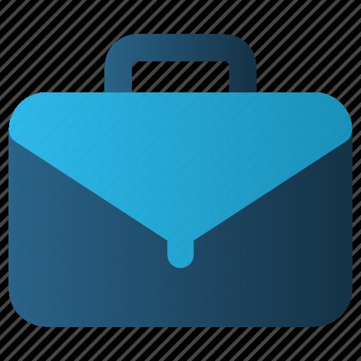 Bag, briefcase, career, hand bag, portfolio, suitcase icon - Download on Iconfinder