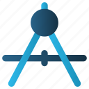 compass, design, draw, figure, graphic, math, tool