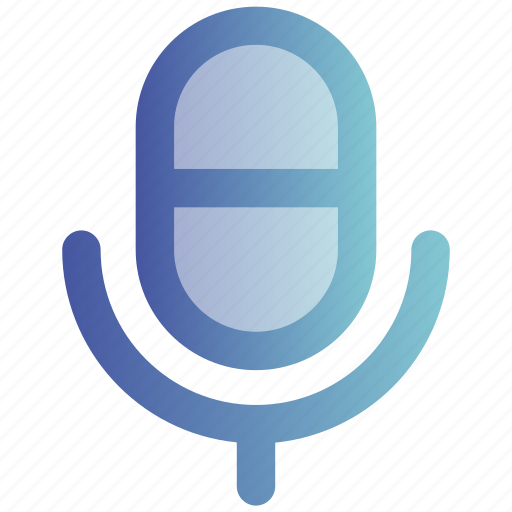 Audio, broadcast, mic, microphone, record, voice icon - Download on Iconfinder