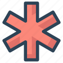 aid, healthcare, logo, medical, sign