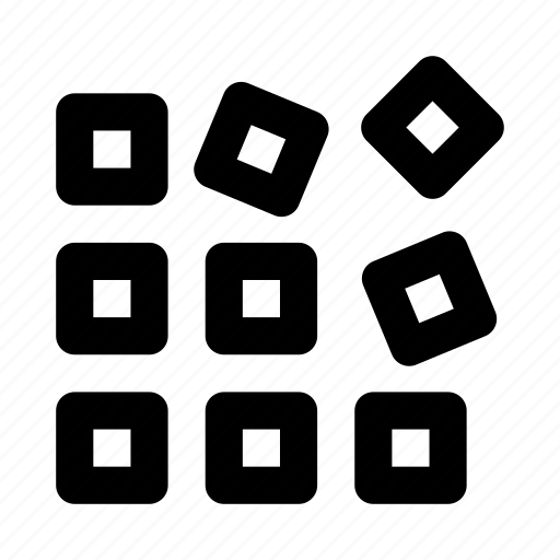 blocks, build, craft, solution icon