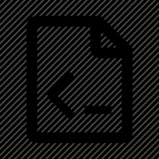 code, coding, development, file, programming, webd icon
