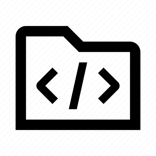 code, data, document, file, files, folder icon