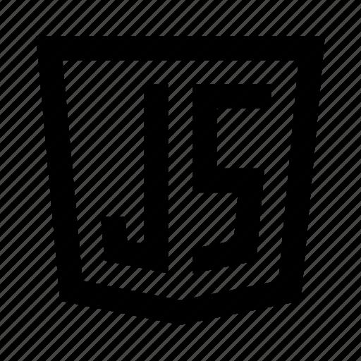 code, java, java script, script icon