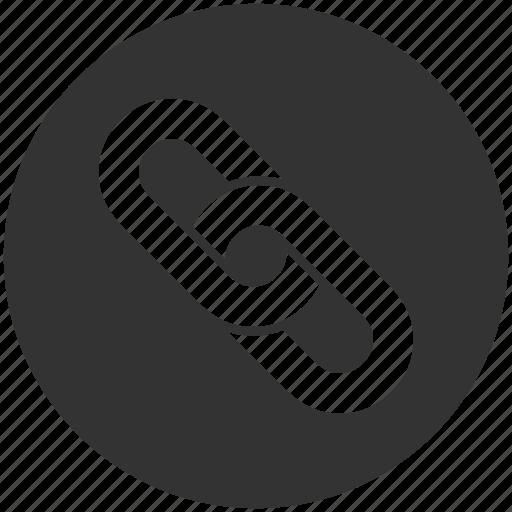 anchor, chain, hyperlink, internet, link, url icon