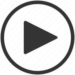 film, movie, play, player, sound, start, video icon