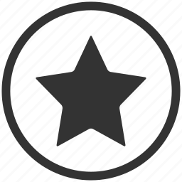 bookmark, favorite, featured, important, like, prize, star icon