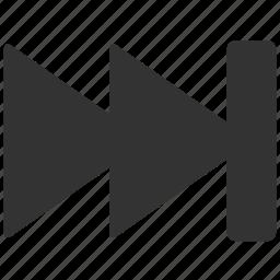 media, movie, multimedia, play, player, sound, video icon