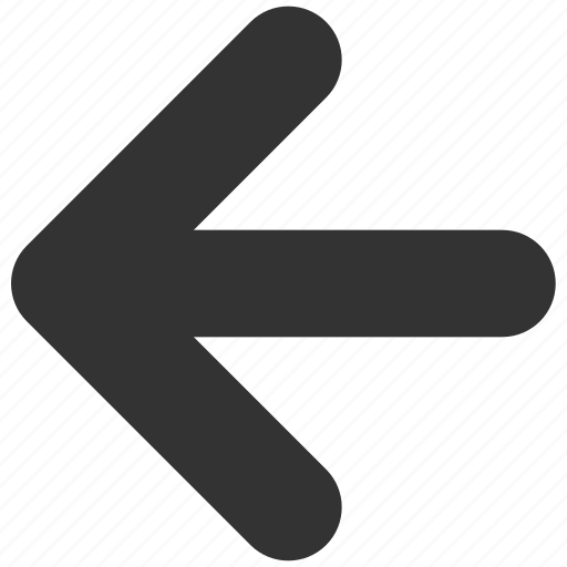 arrow, back, expand, left icon
