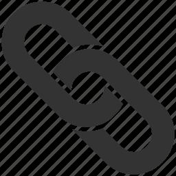 anchor, chain, hyperlink, internet, link, web icon