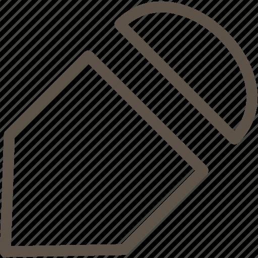 pen, pencil, web icon