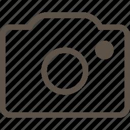 camera, photo, web icon