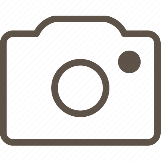 camera, photo, web icon