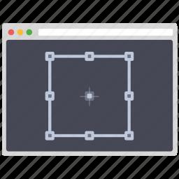 allocation, creative, design, page, seo, web, wordpress icon