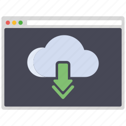 cloud, creative, design, page, seo, web, wordpress icon