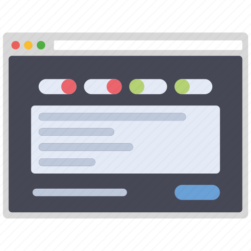 creative, design, editor, page, seo, web, wordpress icon