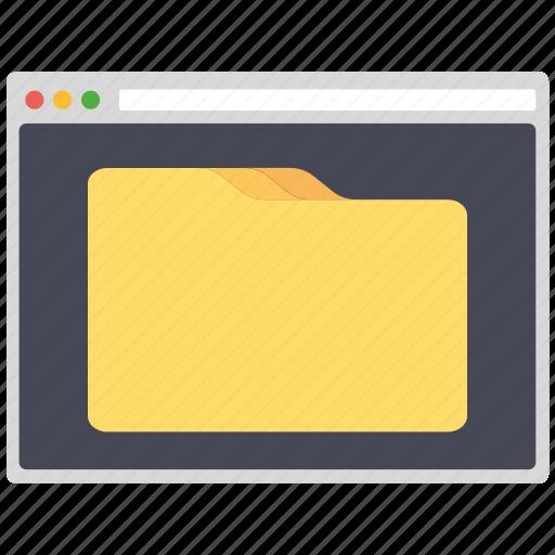 creative, design, folder, page, seo, web, wordpress icon