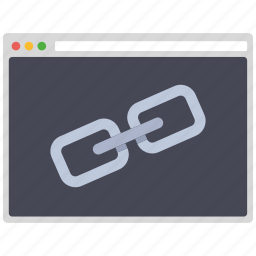 creative, design, link, page, seo, web, wordpress icon