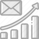 data, mail, performance, seo, web, web page, web performance icon