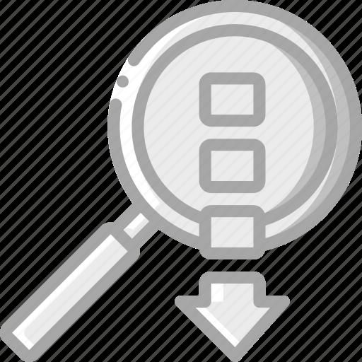 analysis, download, performance, seo, web, web page, web performance icon