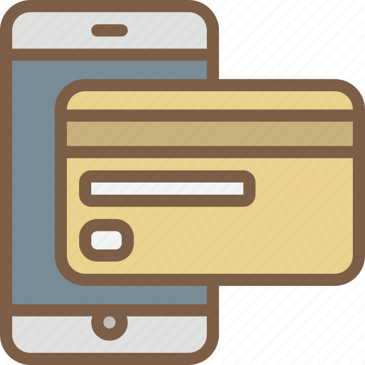 banking, finance, mobile, money, payment icon
