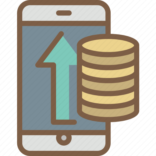 Banking, finance, mobile, money, payment icon - Download on Iconfinder
