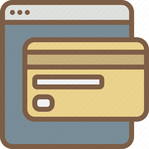 banking, finance, money, online, payment icon
