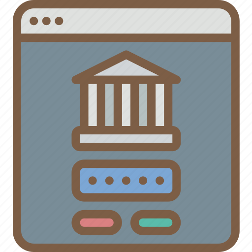 Banking, finance, money, online icon - Download on Iconfinder