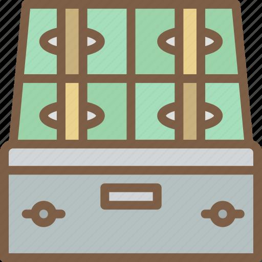 Banking, box, deposit, finance, money icon - Download on Iconfinder