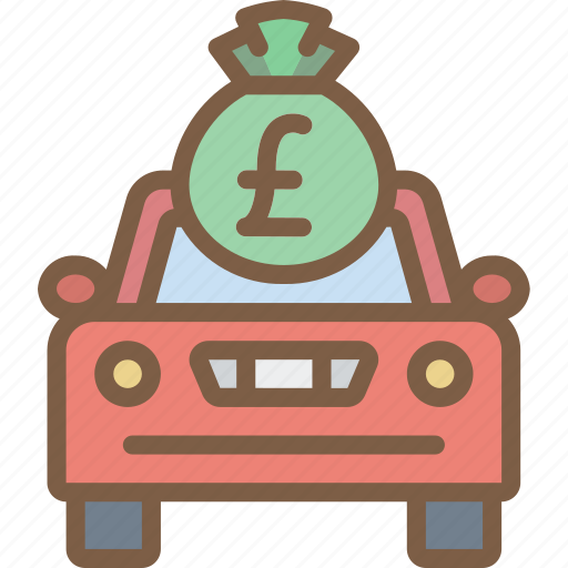 Banking, car, finance, money icon - Download on Iconfinder
