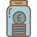 banking, finance, money, savings icon