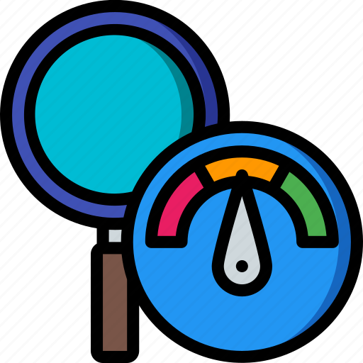 analyse, performance, seo, speed, web, web page, web performance icon