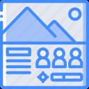 performance, post, rech, seo, web, web page, web performance icon