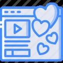 likes, performance, seo, video, web, web page, web performance
