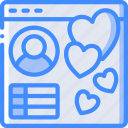 likes, performance, profile, seo, web, web page, web performance