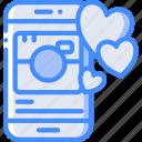 likes, performance, seo, social, web, web page, web performance icon