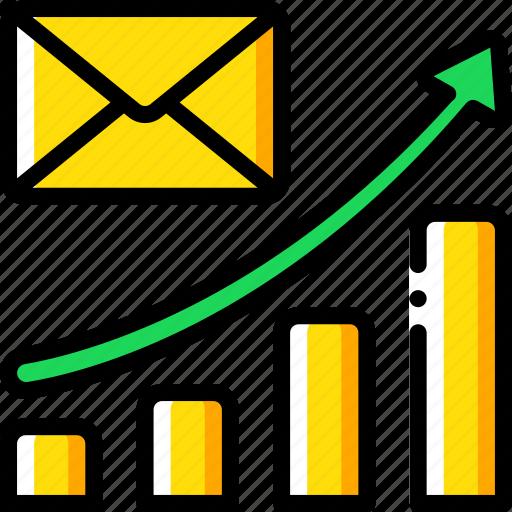 data, mail, performance, seo, web, web page, web performance icon