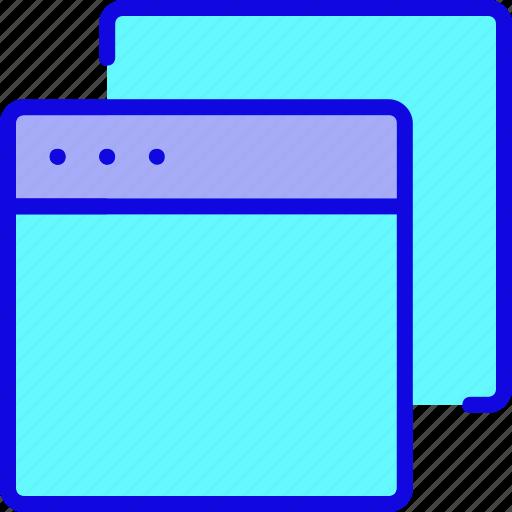 application, layout, network, progamming, web, webpage, window icon