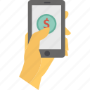 card payment, mobile payments, online payment icon