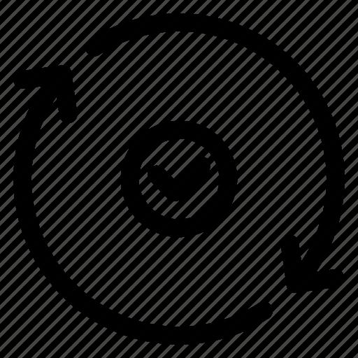 activator, autofill, reactivate, resubmit icon