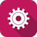 cog, configure, options, settings, tool icon