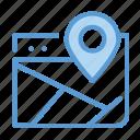 gps, location, tracker, map, navigation, pointer