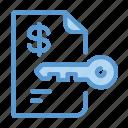 business key, profit, encryption