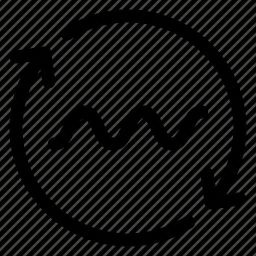 didgital, dsp, signal processing icon